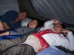Toya Davasya - Di Dalam Tenda 2