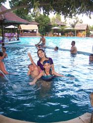 Toya Davasya - Kolam Air Panas 2
