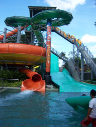 Waterbom - Boomerang Super Ball