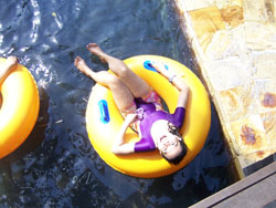 Waterbom - Mum Lazy River