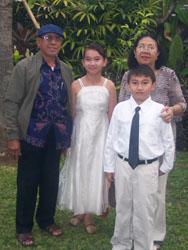 2009 Violin Concert - Kakek Nenek