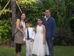 2009 Violin Concert - Mama Papa