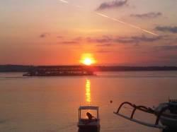 Sunset Jungut Batu 04