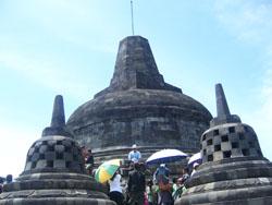 Borobudur - Candi 1