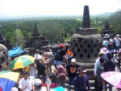 Borobudur - Candi 5