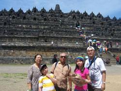 Borobudur - Candi 6