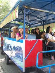 Borobudur - Kereta
