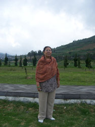 Dieng - Mama