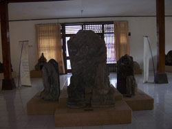 Dieng - Museum
