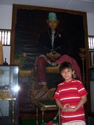 Keraton Jogja - Kiya Depan Sultan