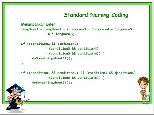 Standard Naming 02