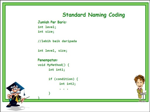 Standard Naming 04