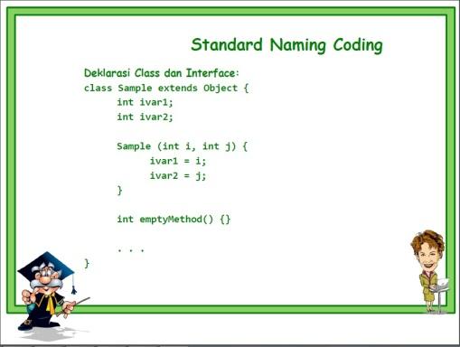 Standard Naming 05