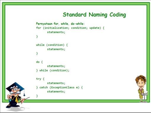 Standard Naming 07