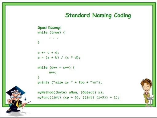 Standard Naming 09